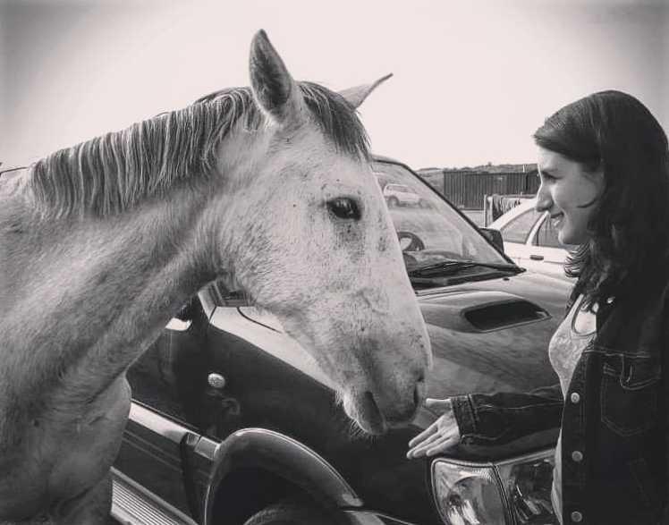 Pipi y Yo en Santuario Wisnton primera visita 2014